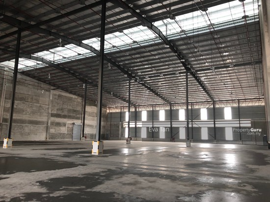 Iskandar Puteri Port of Tanjung Pelepas Warehouse with 200Am Power Supply for Rent  127453683