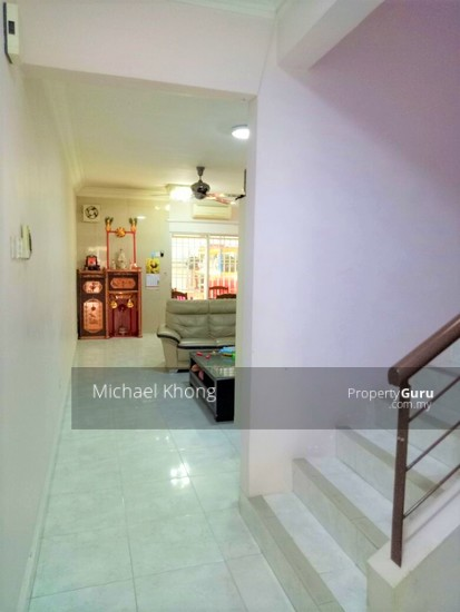 VILLA MAS 1, Kipark Sri Utara,  Townhouse for SALE, Jalan Ipoh near to Taman Wahyu KTM n Tesco   127674478