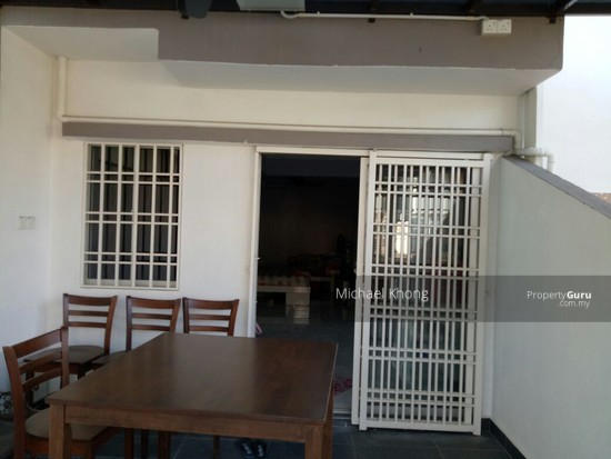 VILLA MAS 1, Kipark Sri Utara,  Townhouse for SALE, Jalan Ipoh near to Taman Wahyu KTM n Tesco   127674494