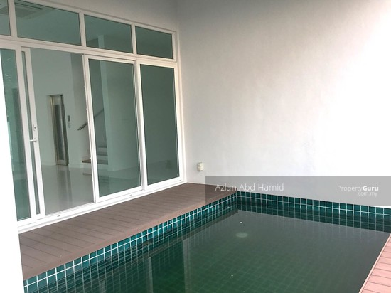 BUMI LOT 3 Storey Semi D The Rafflesia Damansara Perdana  127734518