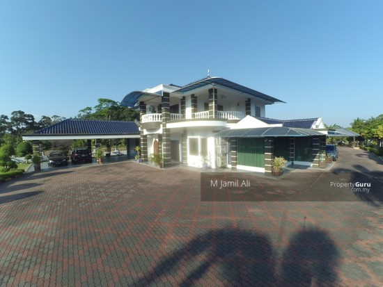 Villa Home Resort Pedas Rembau Entrance View 127800736