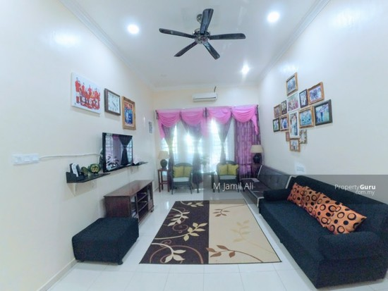 Village Bungalow Segamat Johor Family Living Area 128028026