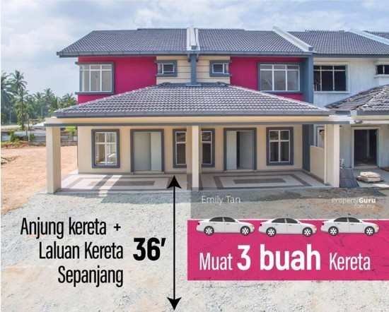 Freehold Banting Baru Jugra Easy access Klang South Jenjarom New Double Storey  134922368
