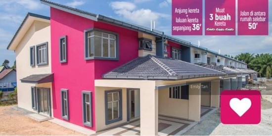 Freehold Banting Baru Jugra Easy access Klang South Jenjarom New Double Storey  134922371