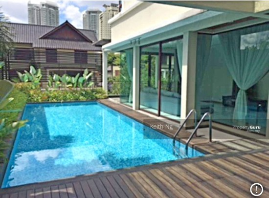 Mont Kiara Bungalow Private Pool  128016371
