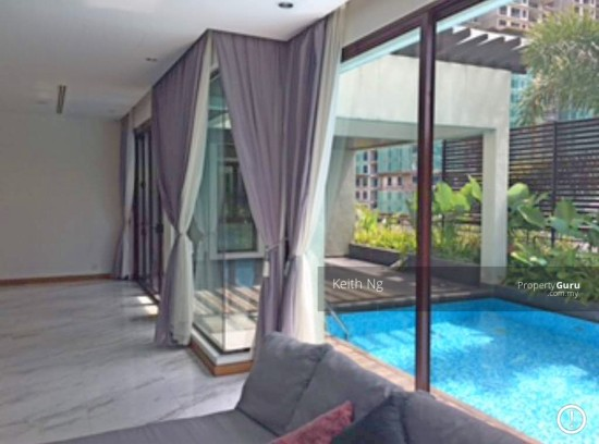 Mont Kiara Bungalow Private Pool  128016389
