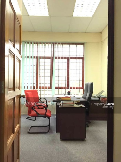 Fully Furnished Office Space Platinum Walk Setapak KL  128034067