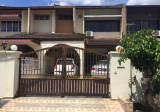 [22x75 RENO] 2 Storey Super-Link @ Taman Delima Near Len Seng Cheras - Property For Sale in Malaysia