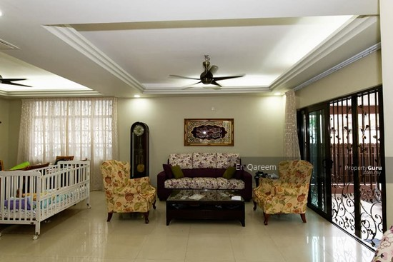 2 Storey END LOT Usj Putra Heights. Noce House and Renovated  128814159