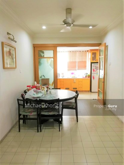 Corner Freehold Double Storey house at Taman Rainbow, Jalan Ipoh for Sales, near Chong Hwa School  128893872