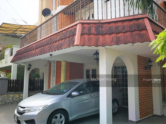 Corner Freehold Double Storey house at Taman Rainbow, Jalan Ipoh for Sales, near Chong Hwa School  128894121