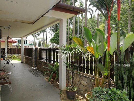 Corner Freehold Double Storey house at Taman Rainbow, Jalan Ipoh for Sales, near Chong Hwa School  128894142