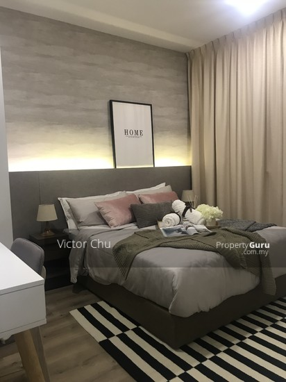 New Launch, 2-3 Rooms, 1st Phase, Freehold, F/Furnished, Semenyih Town  129077501