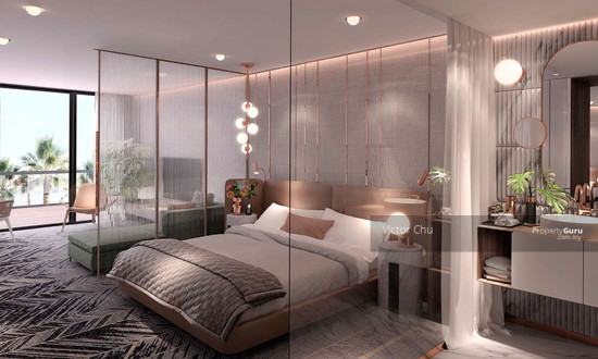 New Launch, 1st Phase Mega Project, Link MRT & Mall, 2 Rooms, KL South  129337036