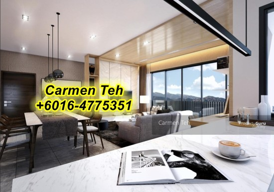 New Luxury Condominium @ Batu Kawan  129193136