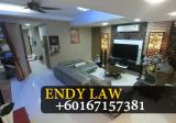 Nusa Idaman-Renovated 300k, Iskandar puteri - Property For Sale in Malaysia