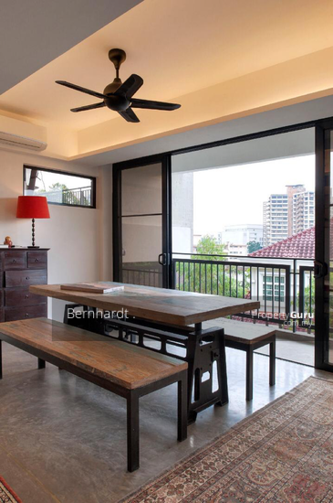 Modern Bungalow fully furnished in Bangsar  129345735