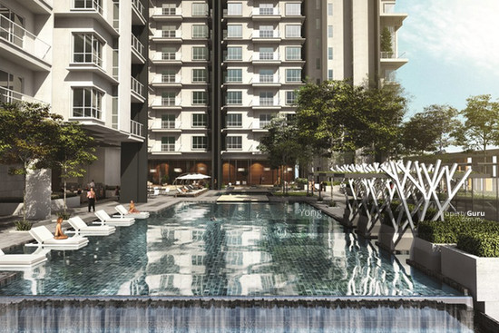 [First 100 Buyers] Free Furnished,Freehold Semi D Concept Condo  129609019