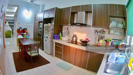 [ FACING OPEN ] Double Storey Terrace Prima Saujana Kajang  133990506