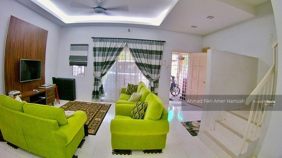 [ FACING OPEN ] Double Storey Terrace Prima Saujana Kajang  133990517