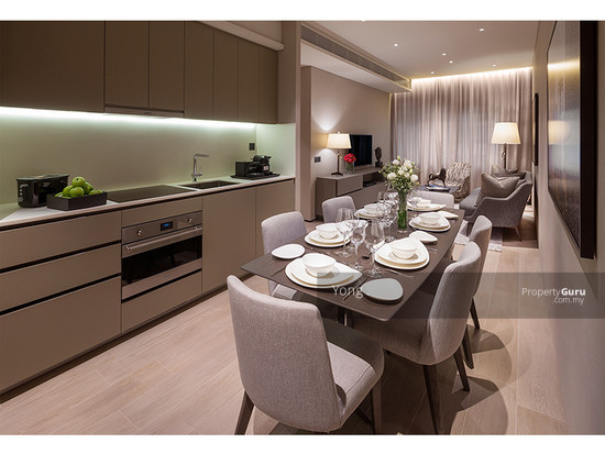 Early Bird Package+Cash Back with Furnished HighEnd Condo  129668390