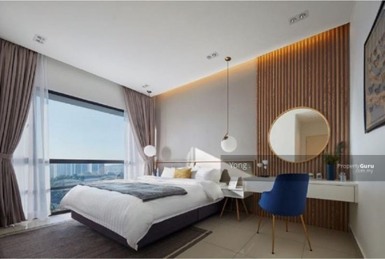100% Loan , 0% D/P +Free Furnished ,Freehold High-End Condo KL City  134668634