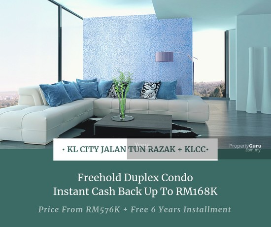 FREEHOLD DUEL KEY CONCEPT WITH INSTANT CASH BACK RM170K  134848408
