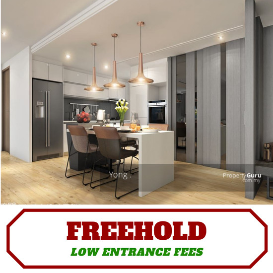 Freehold Luxury Condo SUITABLE FOR OWN STAY & INVESMENT  135316877