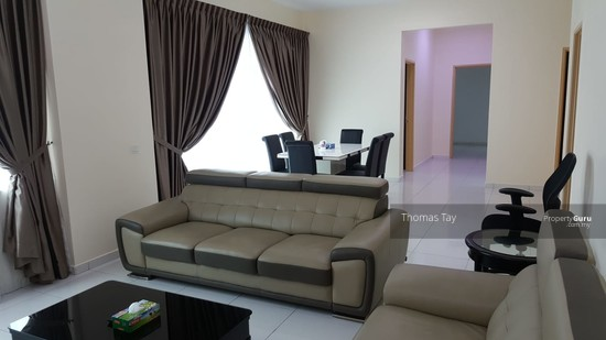The Sky Executive Suites @ Bukit Indah  129694069