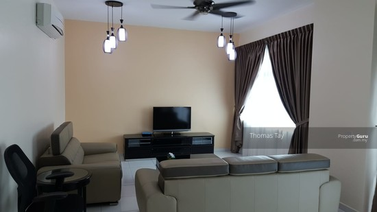The Sky Executive Suites @ Bukit Indah  129694071