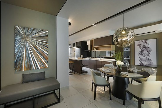Below market price  , Freehold Luxury Condo  + Free Furnished , 100% Loan  133761821
