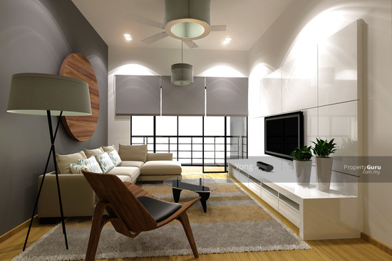 [ New Launching] Freehold Luxury Condo, 6min to Ktm , 0 Cost  129753870