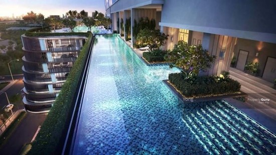 [ New Launching] Freehold Luxury Condo, 6min to Ktm , 0 Cost  131933022