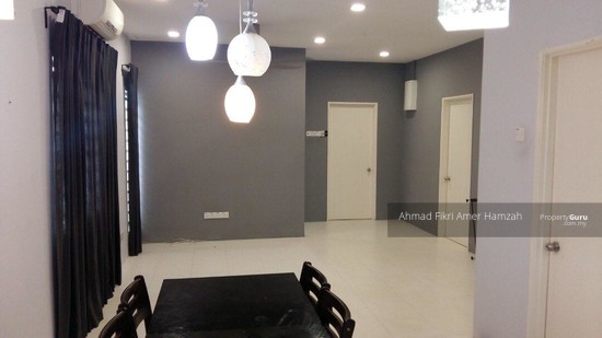 [ END LOT ] Townhouse The Lake Residence Puchong  129976145