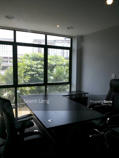 Taman Usahawan Kepong Office Fully Furnished  130359522