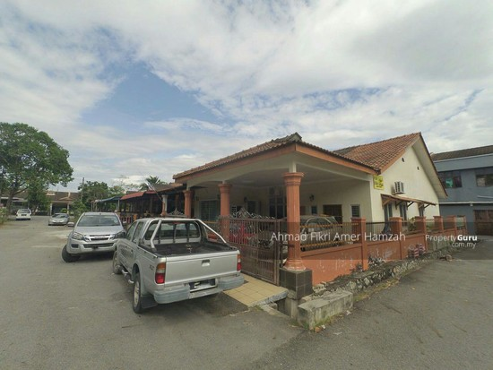 [RENOVATED CORNER LOT] Single Storey Taman Semarak Nilai  130440290