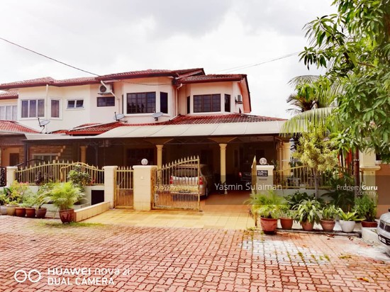 SEMI DETACHED HOUSE TAMAN MELATI, SUNGAI KANTAN, KAJANG, SPACIOUS AND RENOVATED  130450012
