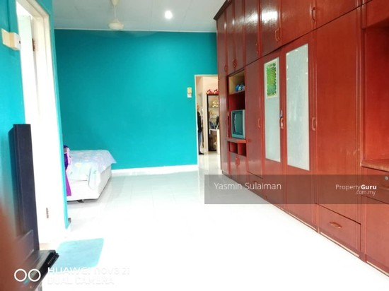 SEMI DETACHED HOUSE TAMAN MELATI, SUNGAI KANTAN, KAJANG, SPACIOUS AND RENOVATED  130450021