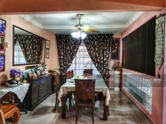 SEMI DETACHED HOUSE TAMAN MELATI, SUNGAI KANTAN, KAJANG, SPACIOUS AND RENOVATED  130450034