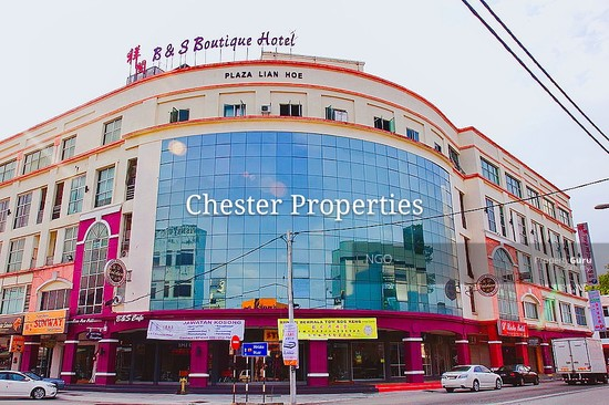 Ground Floor Shop Unit With Tenancy   Lian Hoe Plaza Jalan Abu Bakar  Batu Pahat  130481808