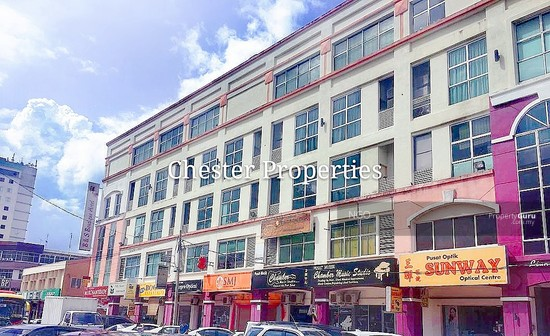 Ground Floor Shop Unit With Tenancy   Lian Hoe Plaza Jalan Abu Bakar  Batu Pahat  130481809