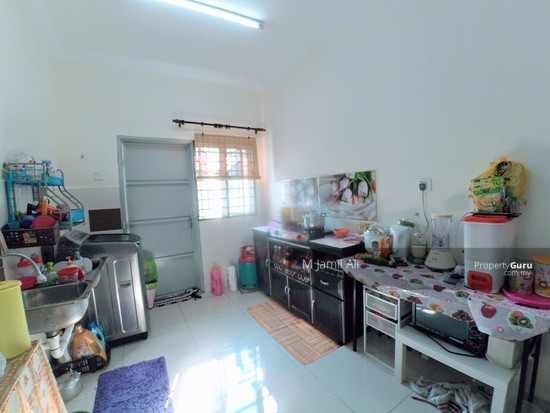 Taman Kasa Heights Alor Gajah Melaka Kitchen area 130732520