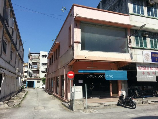 Yang Kalsom Road Double Storey Shop  131626311