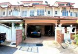 Double Storey Terrace Taman Tropika Bangi - Property For Sale in Malaysia
