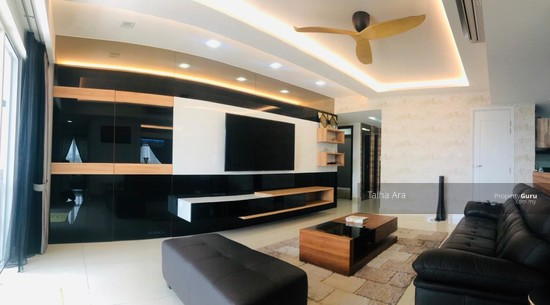 FULLY FURNISHED | Tiffani Kiara Condominium (Tiffani by I-Zen) Mont Kiara KL  131835916