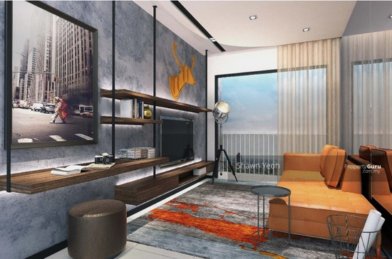 Freehold Condo in Bangi 19 KM from KL city  132067027