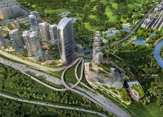 Freehold Condo in Bangi 19 KM from KL city  132067063