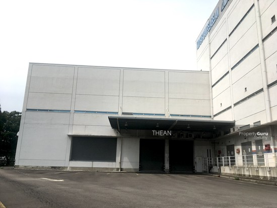 SECTION 51A PETALING JAYA PJ SELANGOR 4 STOREY FACTORY WAREHOUSE HIGH ELECTRICITY SUPPLY LOADING BAY  132654962