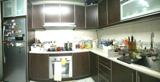 A RENOVATED 3 BEDROOM APARTMENT @ PANTAI HILL PARK PHASE 2  132567927