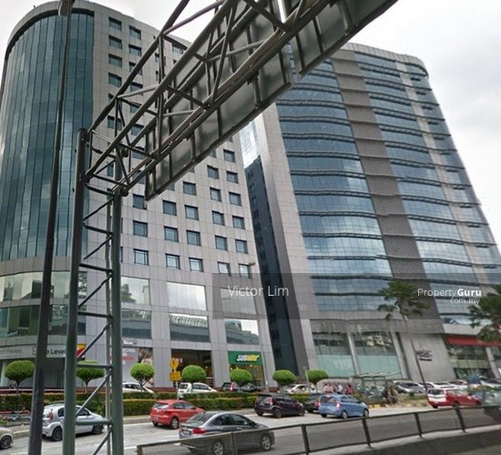 UOA Damansara I MSC office various size available near LRT station  133065490